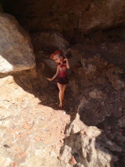 Fee Feerique Fée Mise En Scene Summer Road Tripping Lumière Rocher Fairy Fairytale  EyeEm Selects Fashion Model Full Length Beauty Sand Adventure Sunlight Portrait