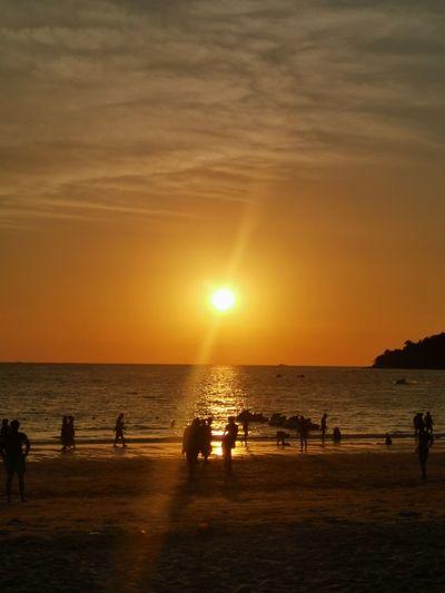 Sunset of