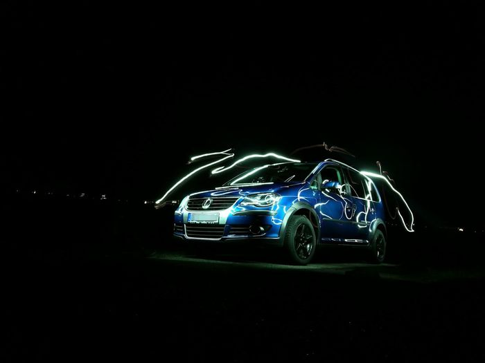Car Night Black Background Motion Light Trail No People Huawei P9 Leica Bremerhaven Vw Touran Touran Cross Huaweiphotography HuaweiP9 Illuminated Copy Space Studio Shot Long Exposure