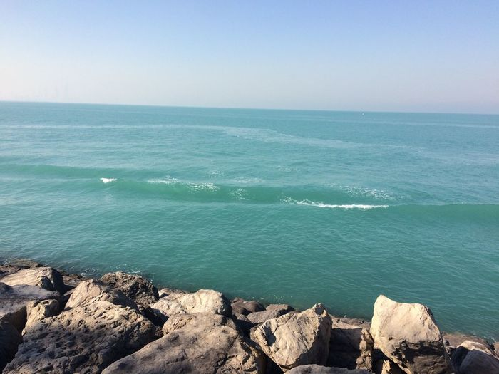 Photojournalist Sea Water Scenics - Nature Sky Beauty In Nature Tranquil Scene Tranquility