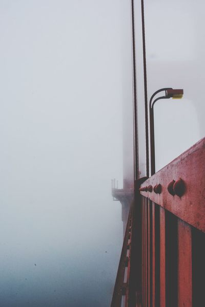 Living on the edge. GoldenGateBridge EyeEm Best Shots Karlthefog  Fog San Francisco