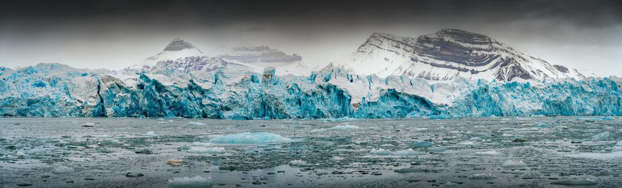 Glacier in the