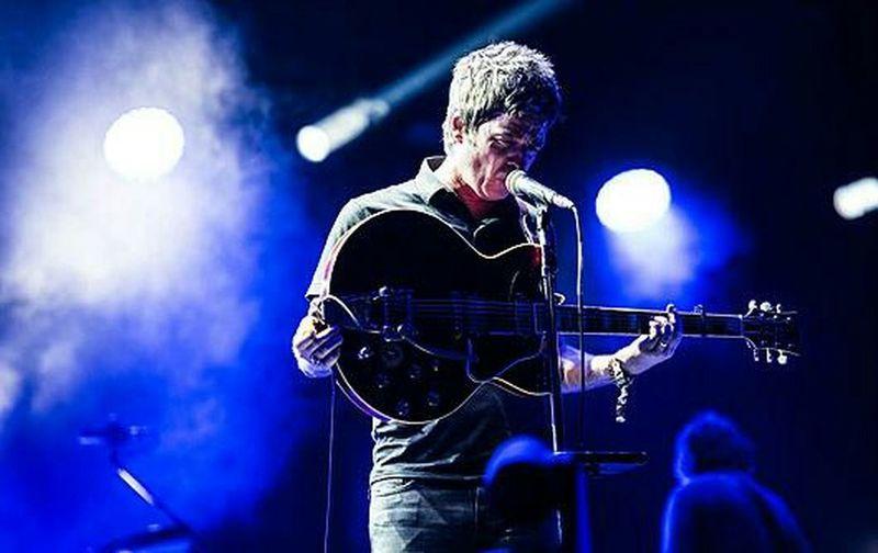 I miss you, Noel Gallagher SuperBockSuperRock