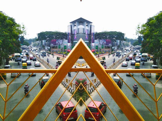 Built Structure Tree Outdoors City Bangalore Colorsplash