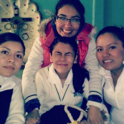 Enfermeras :D Colegas UTAN Enfermería