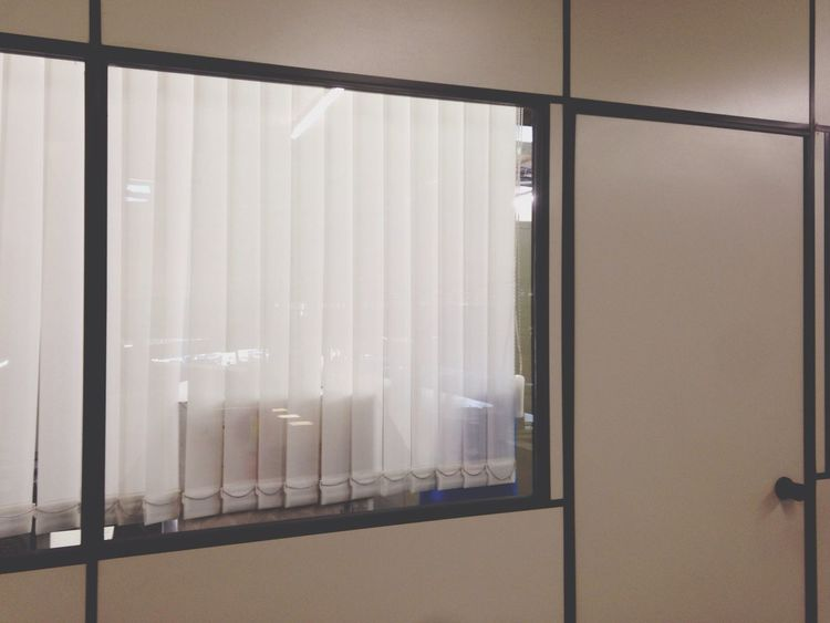 Office Blinds Reception