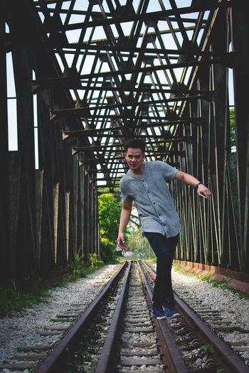 50+ Train Track Pictures HD | Download Authentic Images on EyeEm