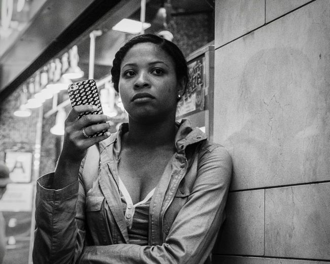 Penn Station, NYC | 2014 The Portraitist - 2015 EyeEm Awards The Human Condition Streetportrait Streetphoto_bw Street Streetbw Street Photography Streetphotography_bw Streetphotography Street Portrait