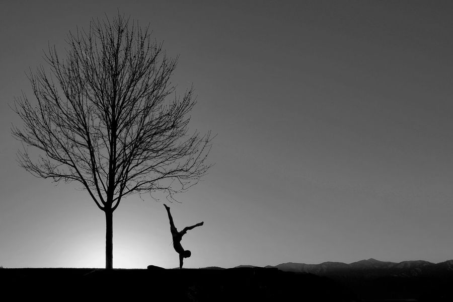 Q is for Quietude. A Gymnast  having a Quiet Moment. The Great Outdoors - 2016 EyeEm Awards Serenity Serene Confidence  Exercise Exercising Aesthetically Pleasing Visualmagic The Portraitist - 2016 EyeEm Awards Alone Majestic Horizon Peaceful Handstand  Confident  Strong Calm Calming Silhouette Alternative Fitness Simplicity Uniqueness Be. Ready. Black And White Friday
