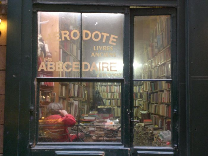 Antiquariat Books Antiquarian Book Trade Day Indoors  No People Text Window