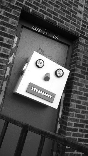 Notable Entryways Mr Roboto Downtown