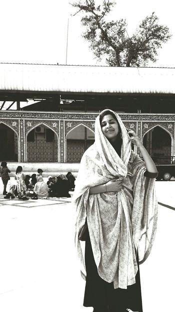 Taking Photos Acting Like A Tourist Diva Monochrome Mosque Iran