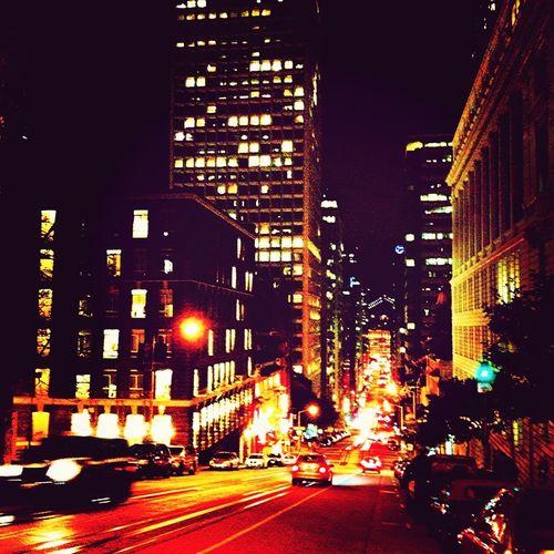 Night Streetphotography Light Night Lights