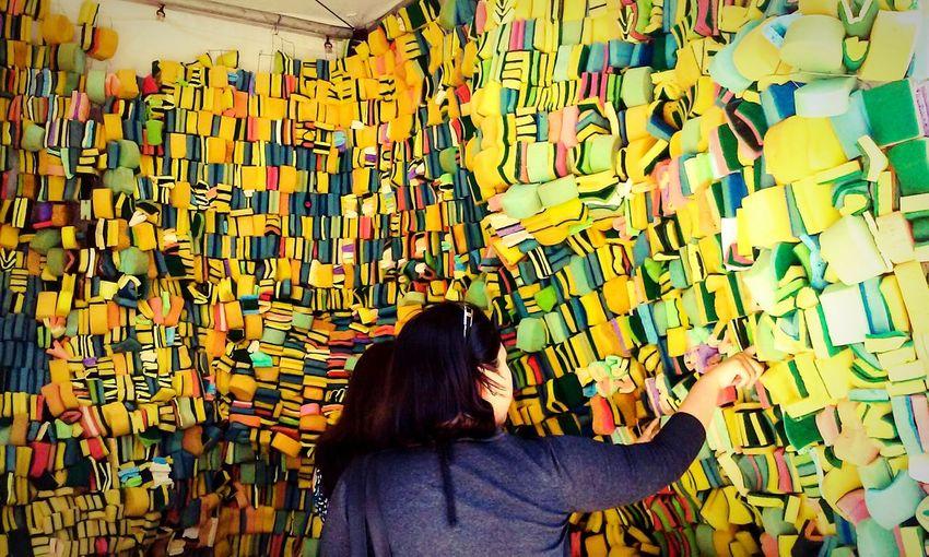 Color Photography Photography ArtWork Spongewall Creativity Book Fair Creativity Bright Colors Make Magic Happen Living Bold