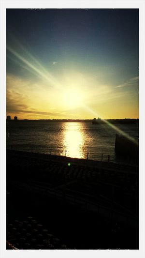 good morning. Staten Island Ferry Good Morning! Enjoying The Sights NYC