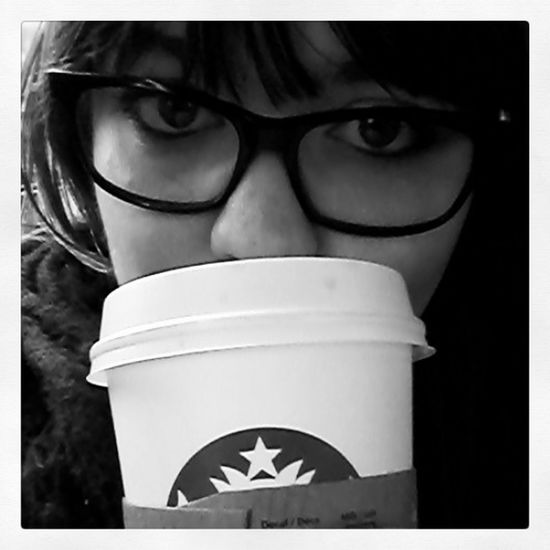 That's Me Hi! Starbucks Train