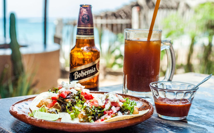 Brunch time? Bier Cerveza Fuel Mazunte Travel Photography Beach Birra Day Drink Focus On Foreground Food Food And Drink Freshness Healthy Eating No People Outdoors Pivo Ready-to-eat Table Travel Destinations Fish Tacos Michelada Delicious Food Stories This Is Latin America Going Remote #FREIHEITBERLIN Modern Hospitality The Traveler - 2018 EyeEm Awards The Photojournalist - 2018 EyeEm Awards Creative Space Be Brave A New Beginning