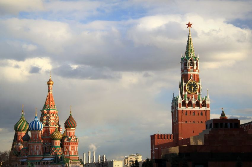 Architecture History Religion Tower City Travel Destinations Cityscape Tourism Outdoors Clock Tower Built Structure No People Clock Moscow, Russia Moscow Russia Red Square Moscow Red Square Kremlin Kremlin Complex Kremlin Architecture Russia Architecture Politics And Government Red Star Cloud - Sky