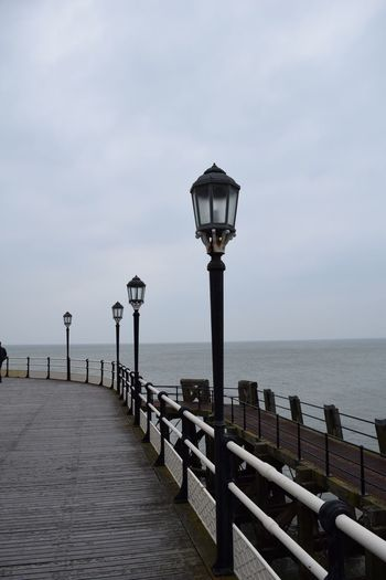 Laters Bridge Sea Water Taking Photos Eye4photography  Sky Clouds Wooden