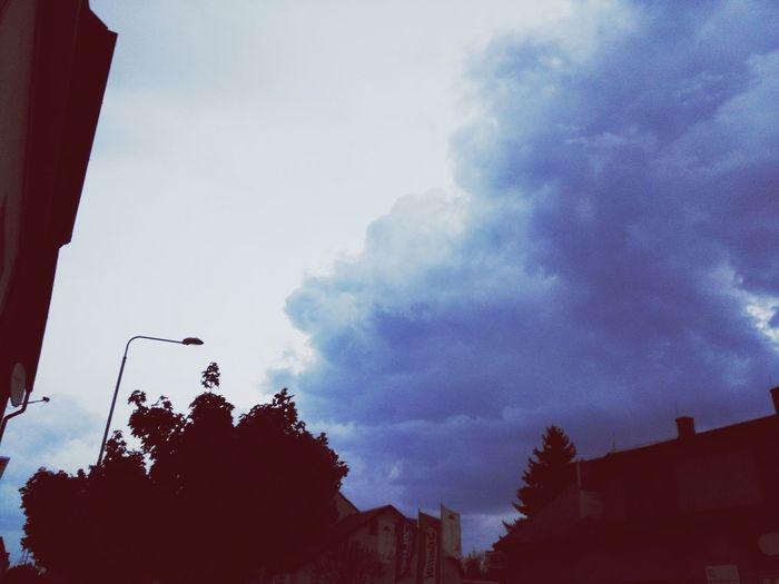 Bad Weather in Rudná