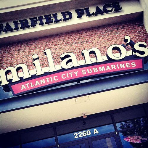 best damn food ever! Milanos Dayton