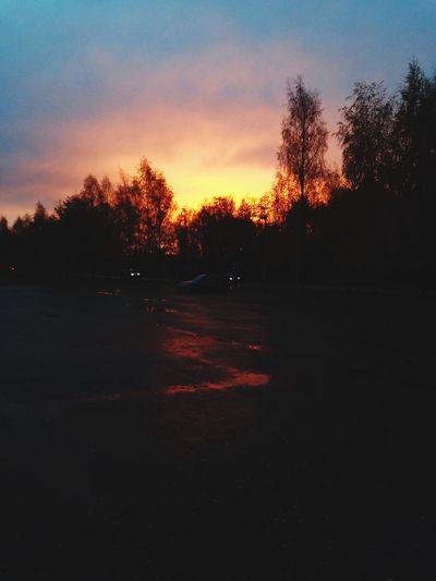 🍃🍂🍁🌄 Autum2015 Sunrise