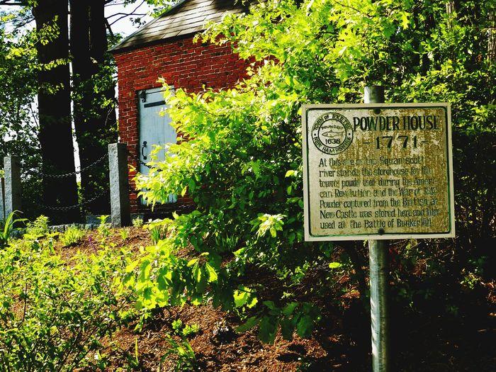 Powder House Exeter New England  Revolutionary War History Through The Lens  Capturing History Eyem Best Shots American Revolutionary War Historical Building