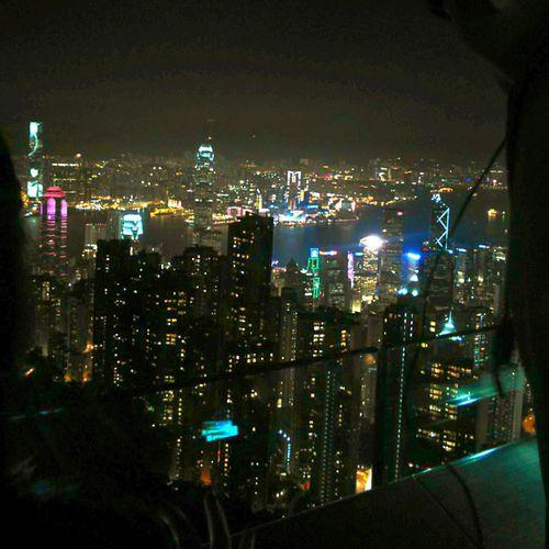 EyeEm Surabaya From The Rooftop Thepeaktram Thepeak ThePeaktower HongKong Macau Nightphotography