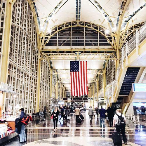 Portrait Of America Airport Eye4photography  EyeEm Best Shots