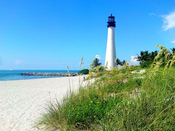 Florida Miami USA Lighthouse Taking Photos EyeEmBestPics Sky_collection Beautiful Day Amazing