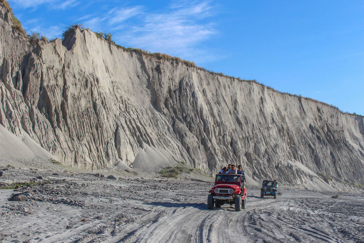 Always take the scenic route. 🌋 Mt.Pinatubo #4x4 #landscape #nature #photography #nature_collection #EyeEmNaturelover #nature #offroad #travel #trekking #travelling #sightseeing Adventure Mountain Nature Outdoors
