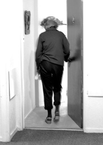 Old Age Grandmother Aging Eyeem Black And White
