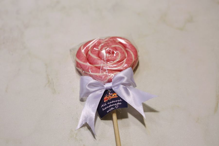 No People Close-up Fragility Outdoors Day Handmade Lollipop Sweet Candy Cheerful