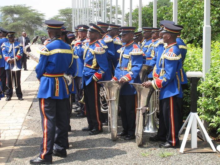 Police Band,