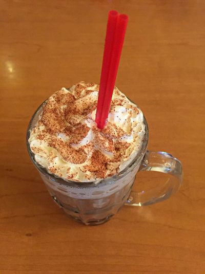 Coffee Frenchvanilla Cappucino Whipped Cream Breakfast Beverage