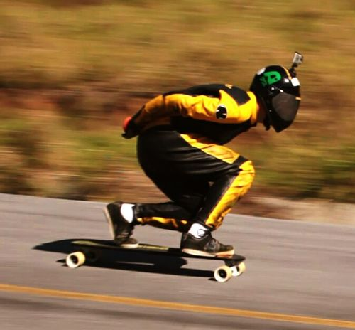 Downhillskateboarding Downhillspeed Rio De Janeiro