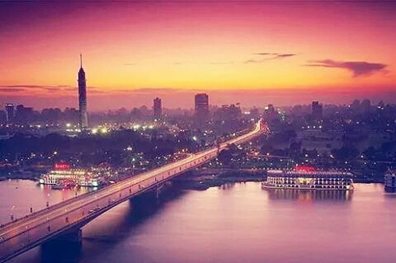 The EyeEm Facebook Cover ChallengeCairo <3