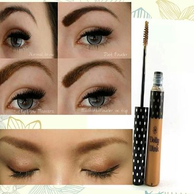 DOLLY WINK EYEBROW MASCARA RM32 EXCLUDE POSTAGE WA 0137471749 Sayajual Visitmyig Iklanig Instashop bazarpaknil makeup benefitmakeup malaysia