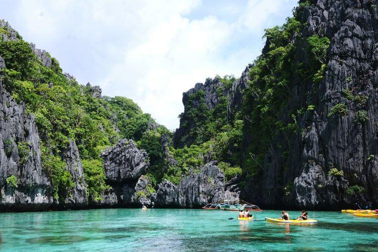 Palawan Philippines Palawanadventures Palawan El Nido First Eyeem Photo Breathing Space EyeEm Selects EyeEmNewHere