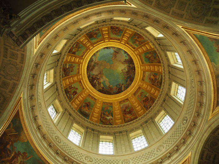 Church Dome France Hotel Des Invalides Paris Paris, France  Sight Seeing Sightseeing Travel Travel Destinations Travel Photography