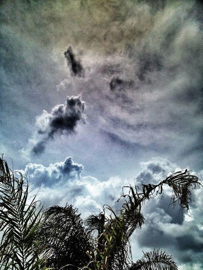 Cloudporn On The Beach Summer Sky  EyeEm Best Shots