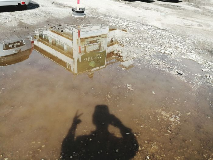 Water Puddle