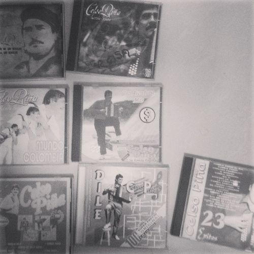 Soy fan de Celso Piña tanto asi que he mandado a pedir algunos cds a Monterrey @celsopinaoficial ElRebeldeDelAcordeon Cumbia Conmadrecompa