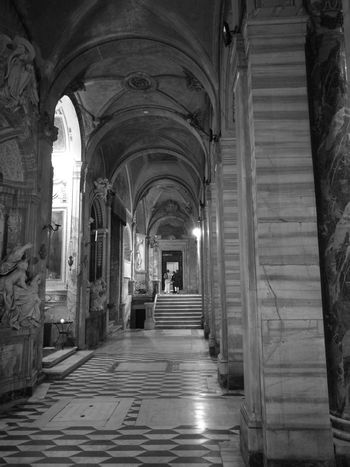 Arch Indoors  Architecture Architectural Column No People Corridor HuaweiP9Photography Leicap9 Blanco Y Negro. HuaweiP9 Church Church Architecture Huawei P9. Indoors  Adults Only EyeEm Gallery