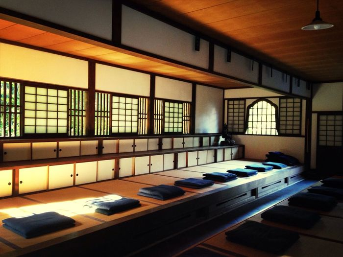 Zen 禅堂 Kyoto