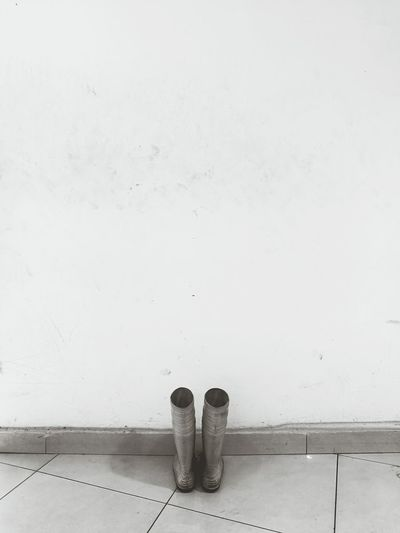 Low Section No People Simplistic Shot Minimalistic Photography Simplistic Simple Black And White Photography Blackandwhite Black And White Boots Boots On The Ground