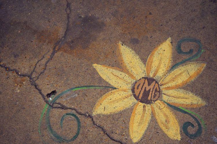 Chalk Art Art