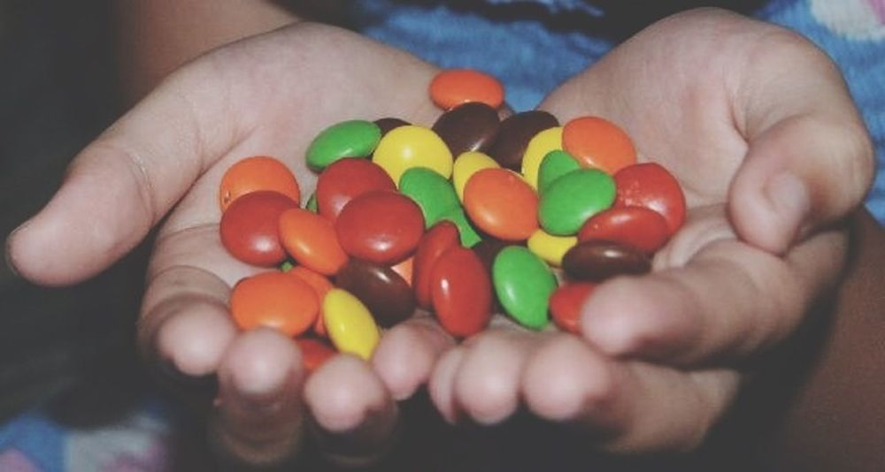 My sister's fav Chocolate Candy Full Colour ChaCha photo by : irenchelsilia