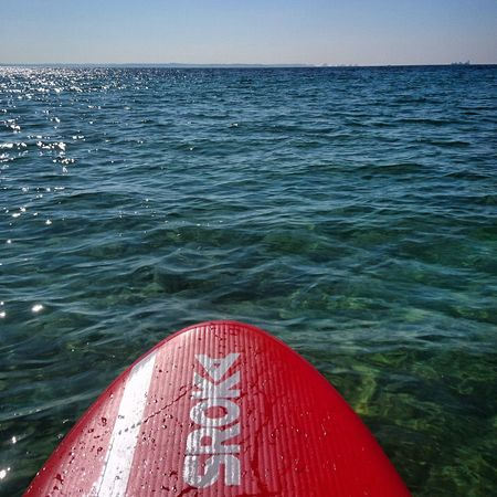 Water Sea No People Day Outdoors Tranquility Nature Beauty In Nature Nautical Vessel Horizon Over Water Close-up Tranquility Bretagne Finistere Paddle Surf Paddleboard Beauty In Nature FinistèreNord