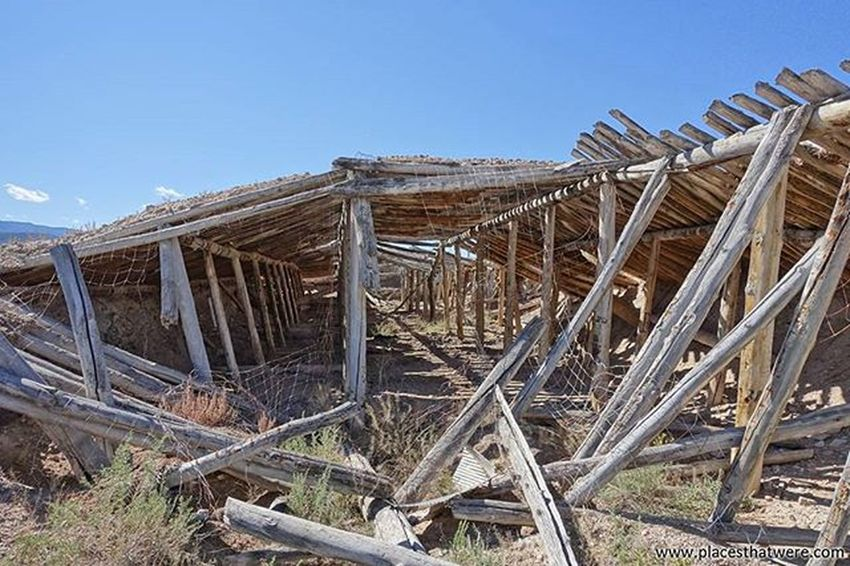 Skeletal structure in Junction, Utah Full article here: http://www.placesthatwere.com/2016/05/abandoned-places-in-antimony-and.html Abandoned Abandonedplaces Ghosttowns Utah AbandonedplacesinUtah Abandonedutah Antimony Antimonyutah Junction Juctionutah Utahghosttowns
